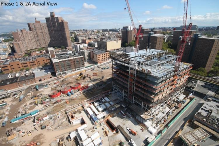 Columbia University - Manhattanville Campus Expansion