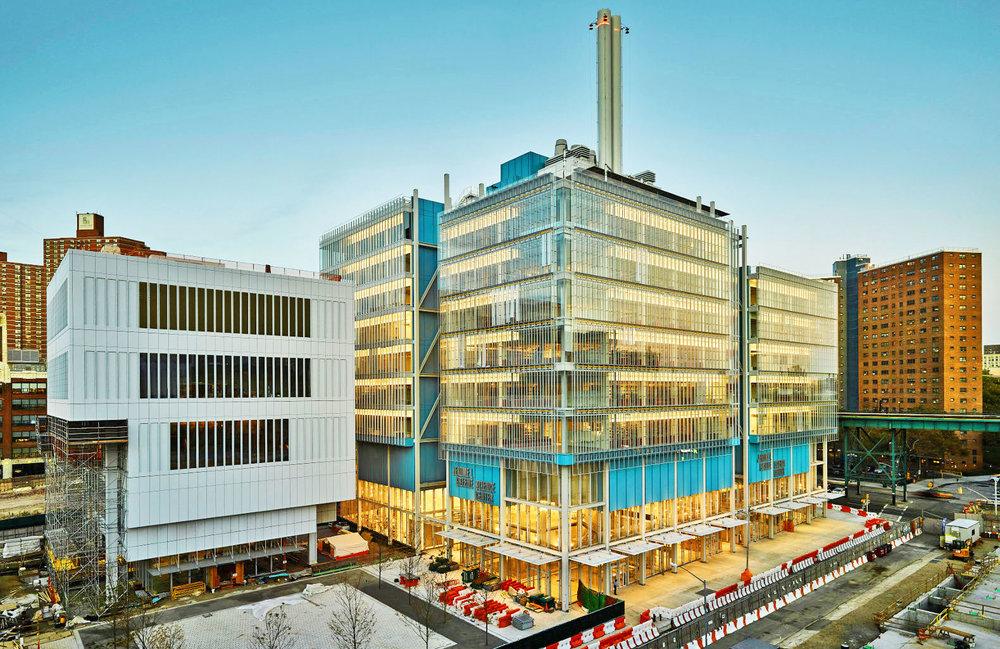 Columbia University - Manhattanville Development Phase 2