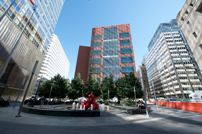 CUNY Borough of Manhattan Community College – Various Renovations
