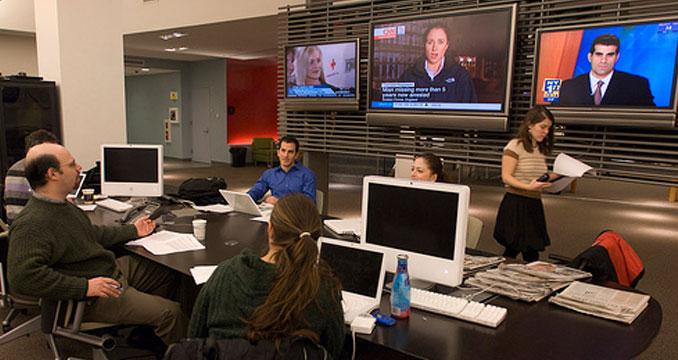 CUNY Graduate Center - TV Studio