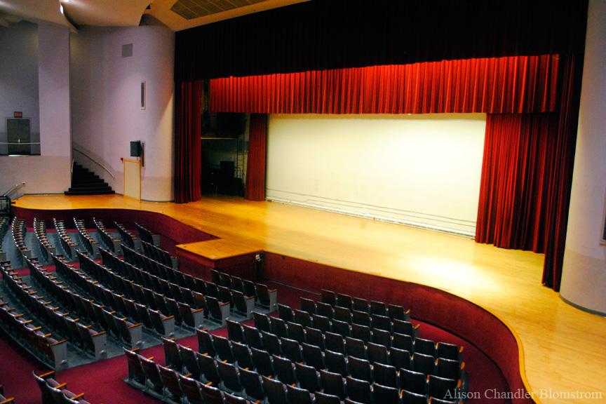 CUNY Hunter College - North Building Auditorium