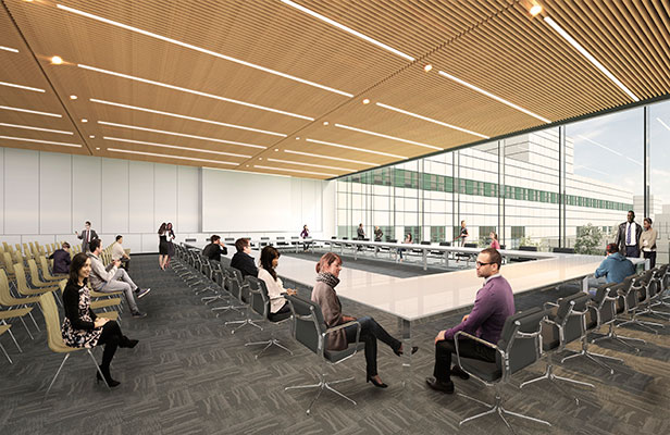 CUNY LaGuardia Community College - Conference Center
