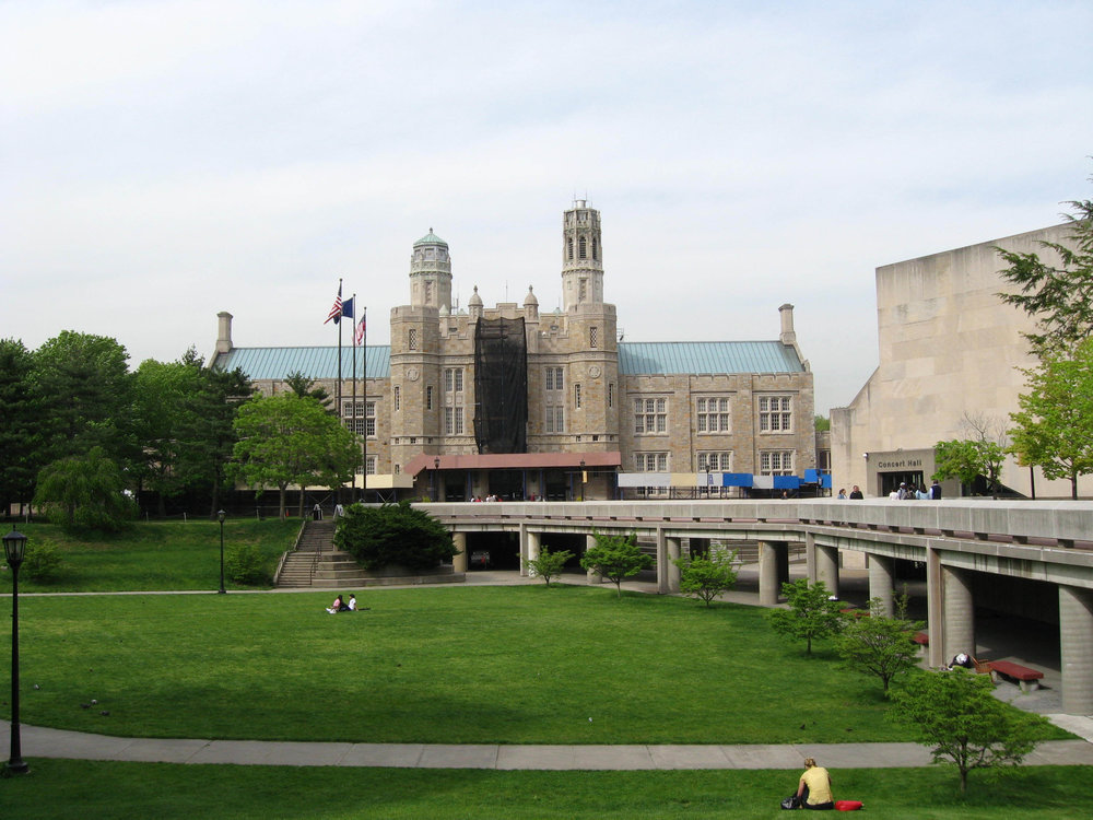 CUNY Lehman College - Fuel Oil Tank Room and Plaza Replacemen