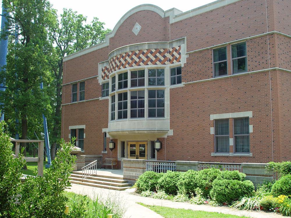 Lincoln University - John Miller Dickey Hall Renovation