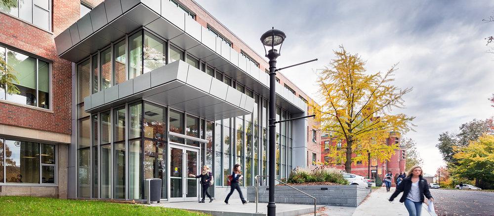 Massachusetts Bay Community College - New Educational Facility