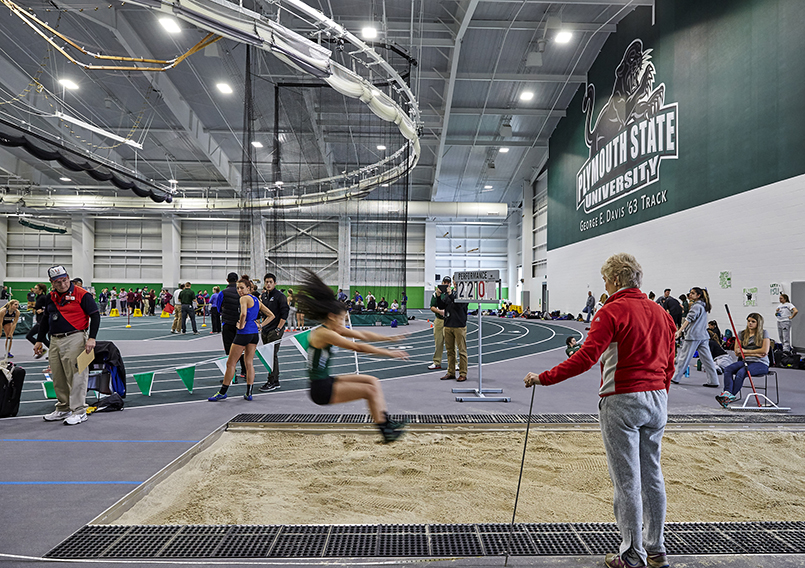 Plymouth State University - ALLWell Center Field House