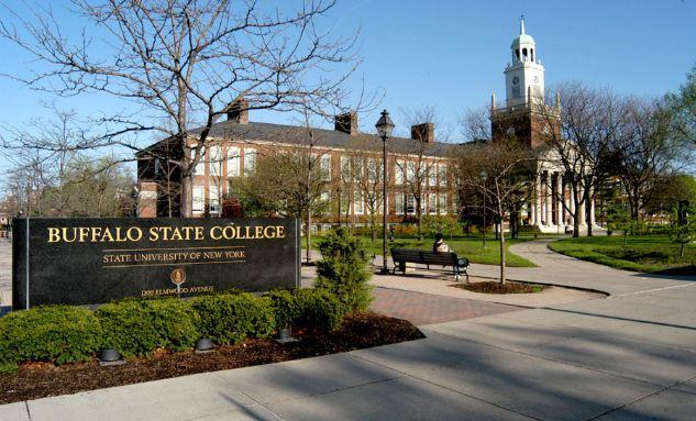 SUNY Buffalo Dental School - Master Plan