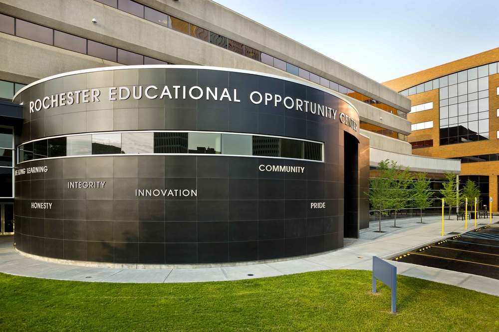 SUNY College of Brockport - Rochester Educational Opportunity Center