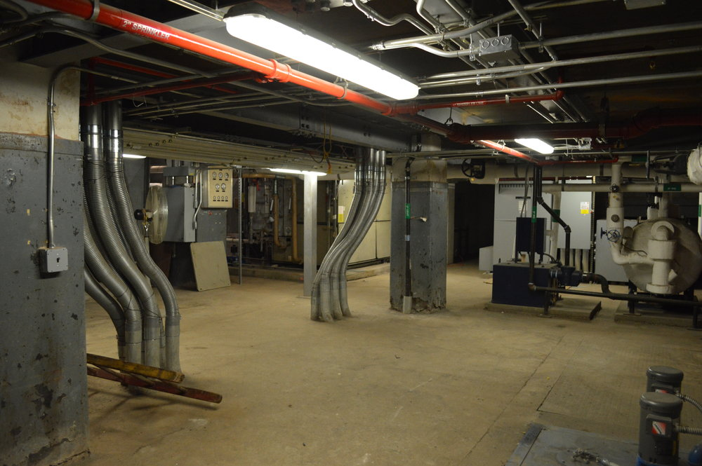 SUNY College of Optometry - Rehabilitate Electrical Systems