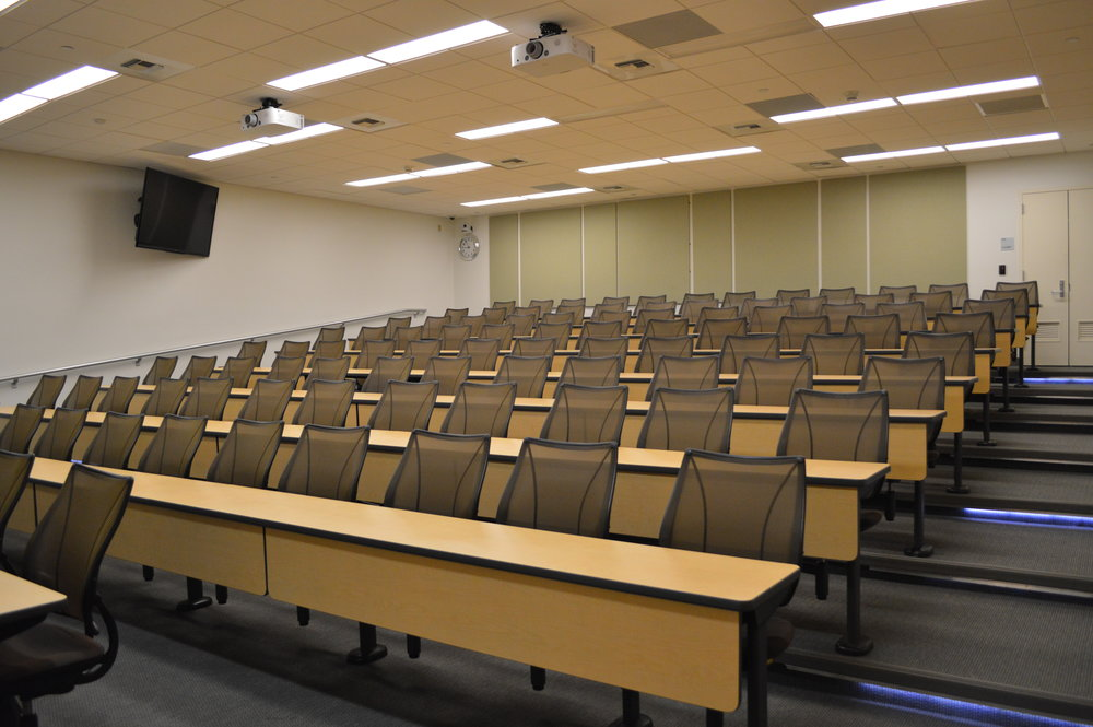 SUNY College of Optometry - Rehabilitate First Floor Lecture Halls