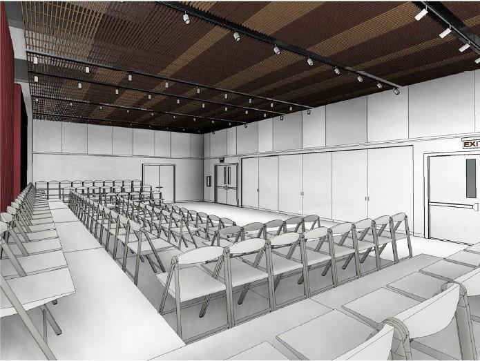 CUNY Hunter College - Brecher Rehearsal Hall Renovation