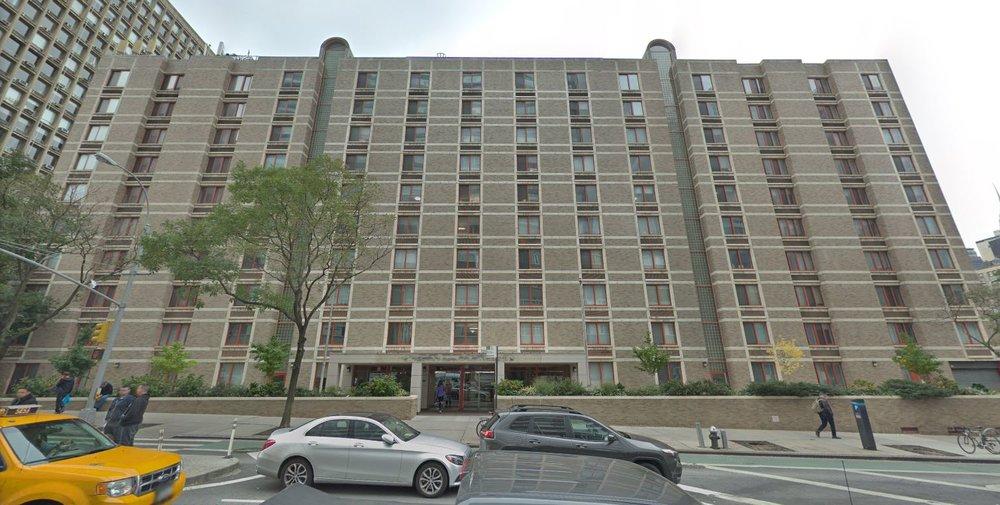 NYU Greenberg Hall 5th Floor Residential Conversion