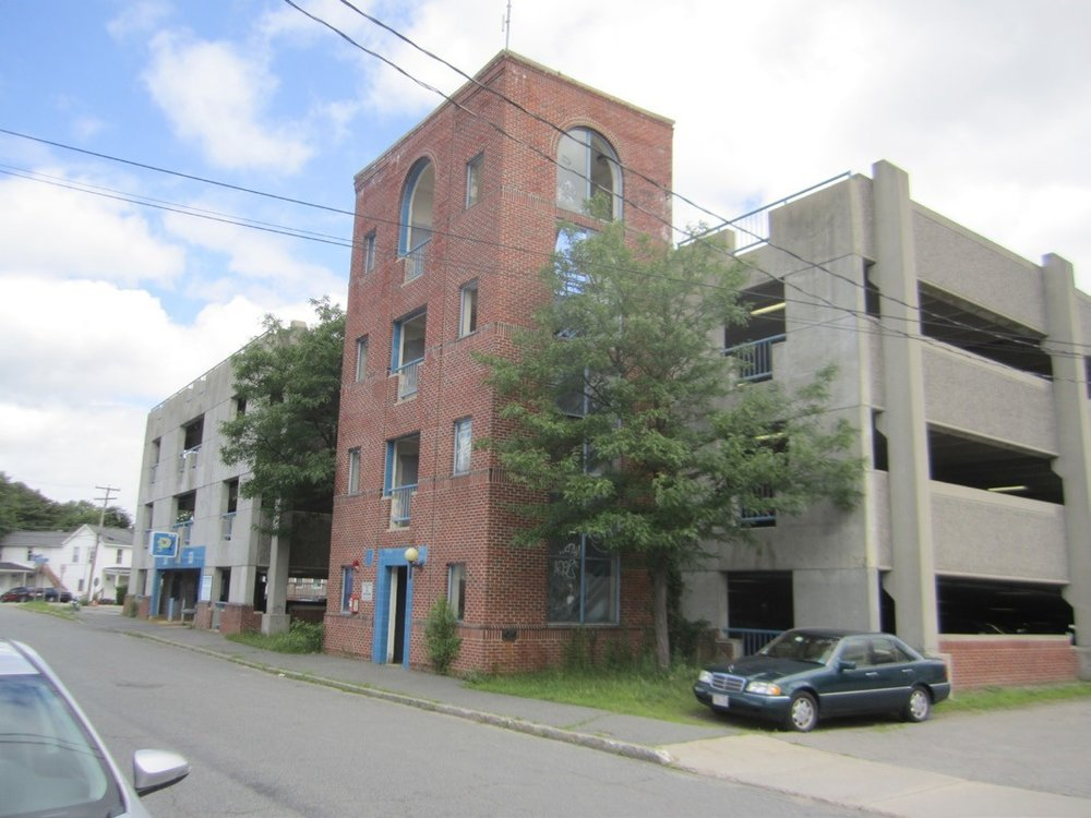 Massachusetts Bay Community College - Garage Building Restoration