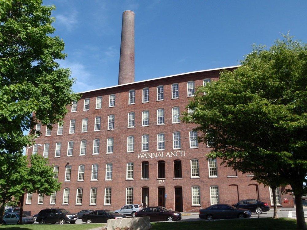 University of Massachusetts Lowell - 175 Cabot Street Laboratory Fit-Out