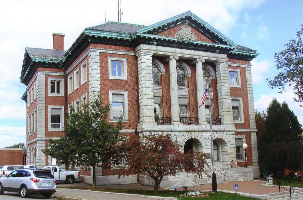 Bangor State Courthouse