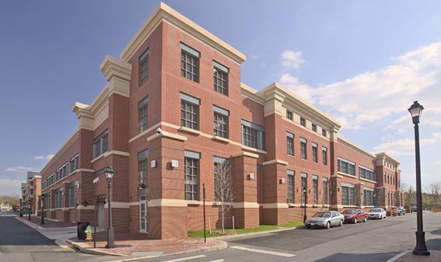 Delaware Courts – Justice of Peace Court Fit Out
