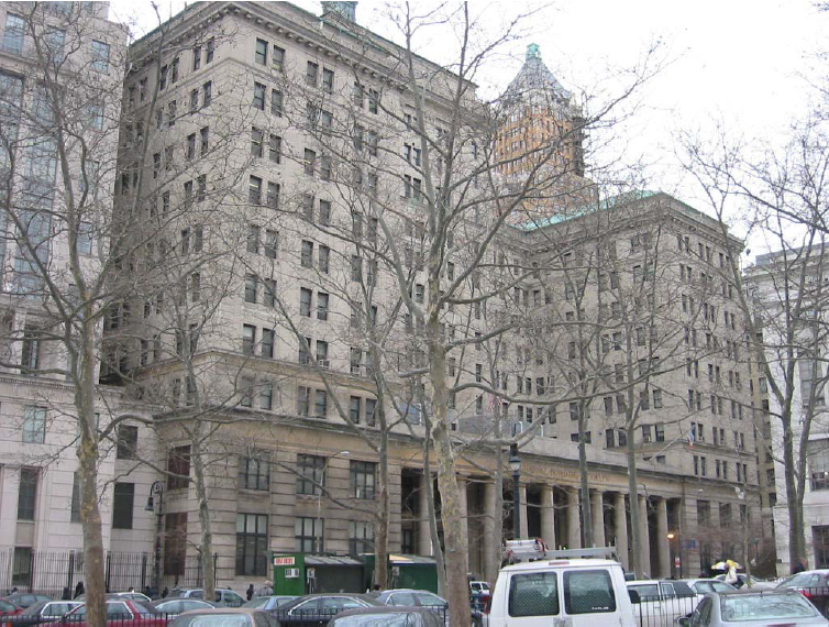Brooklyn Municipal Building - Electrical Upgrade Project: DCAS