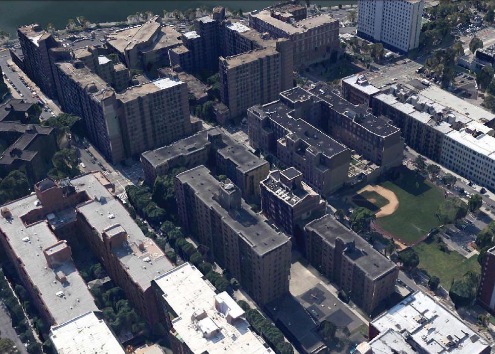 NYCHA - Metro North Houses