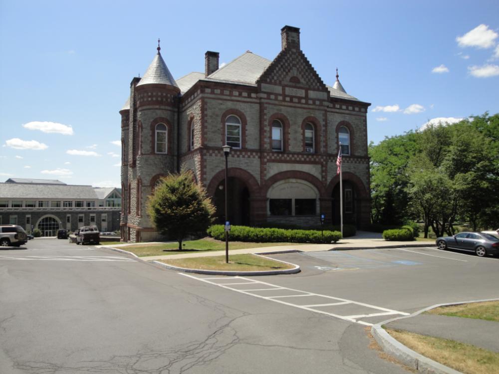 Colgate University - Admissions Facility Renovation