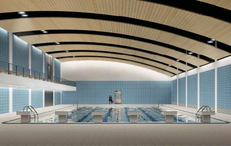 CCNY Marshak Science Building Pool & Locker Room Renovations