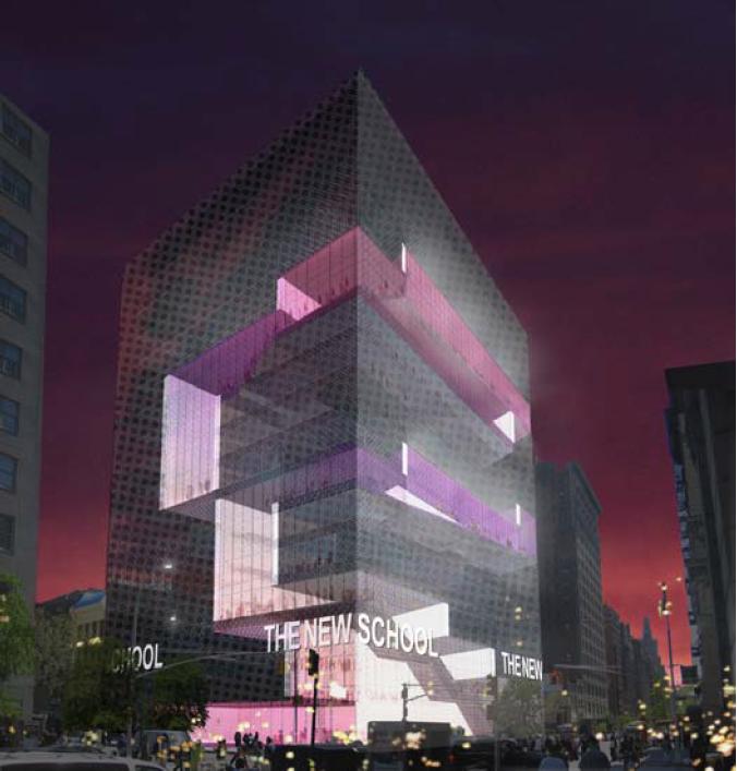 The New School University – University Center