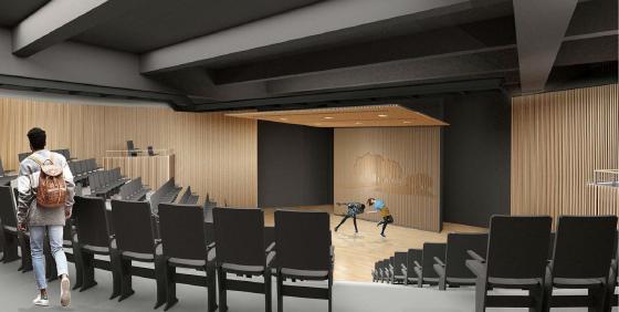 SUNY Old Westbury - DLJ Recital Hall Rehabilitation