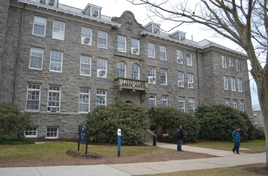 University of Rhode Island - The Harrington School of Communications & Media