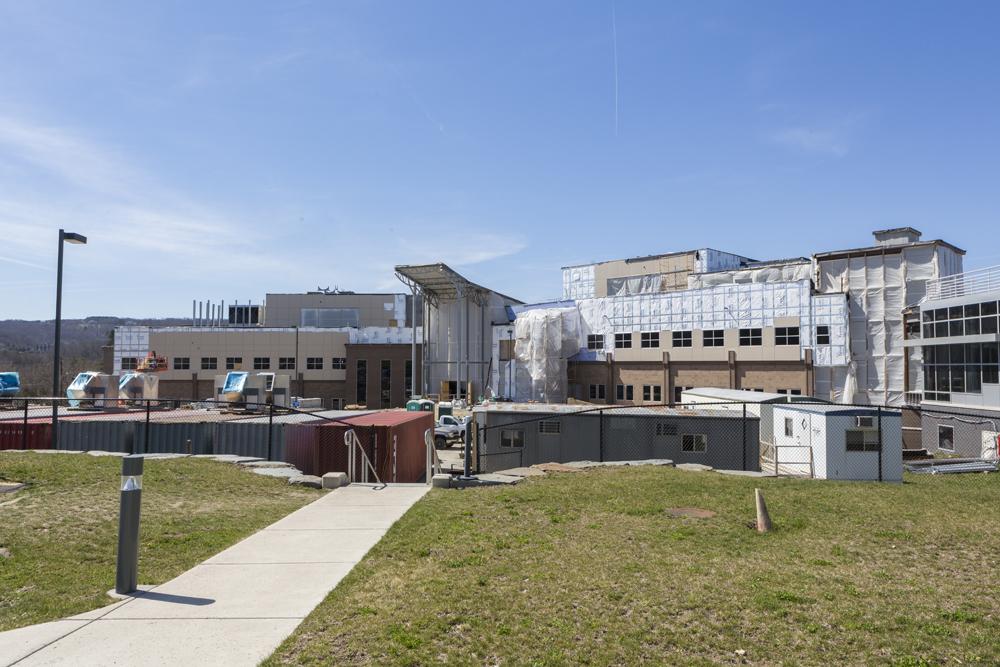 SUNY Binghamton - Energy Research and Development Building