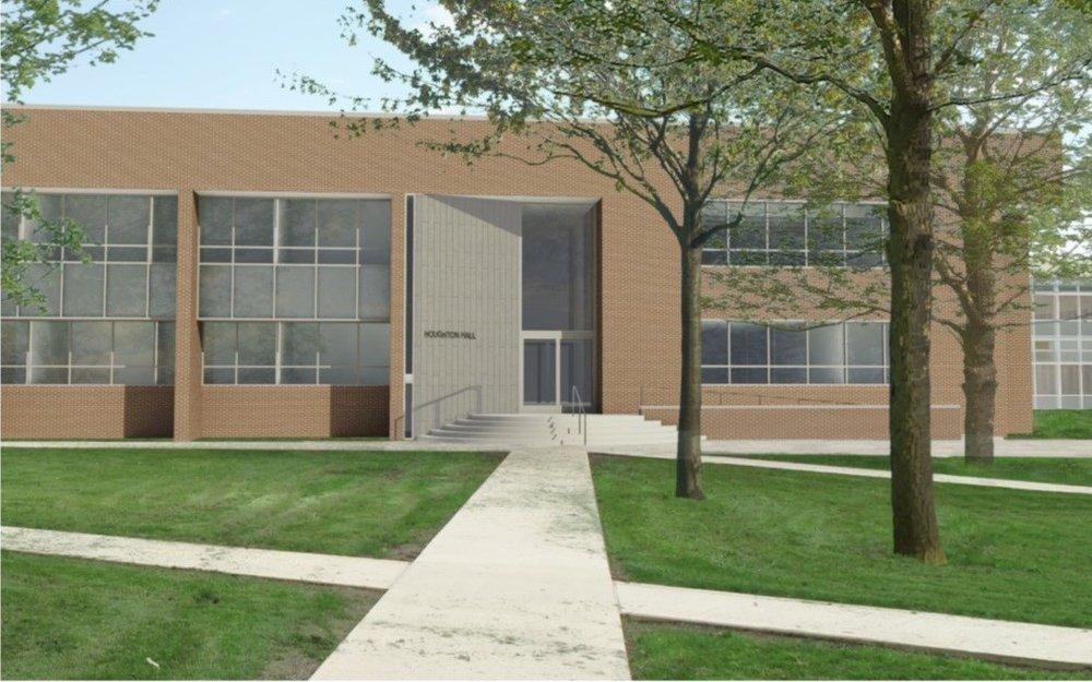 SUNY Fredonia - Houghton Hall Renovation