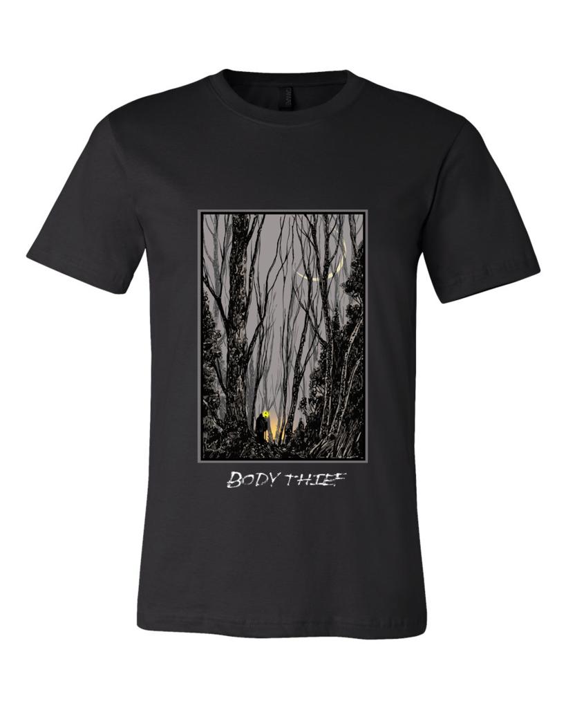 Dark Landscape Tee                $15.00