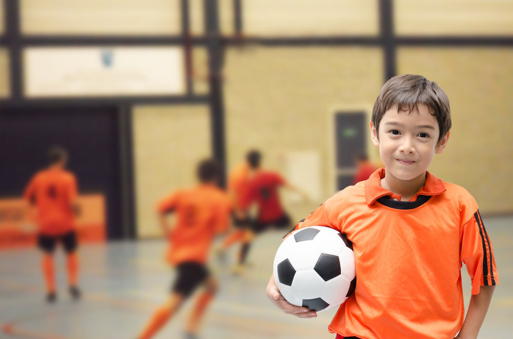 Soccer Shoot - Promoting competition and sportsmanship for kids up through U14.