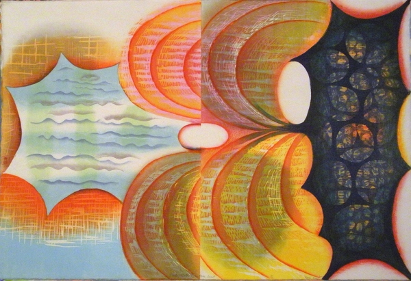 Karen Kunc's waves of Riches - May 18th - July 15th