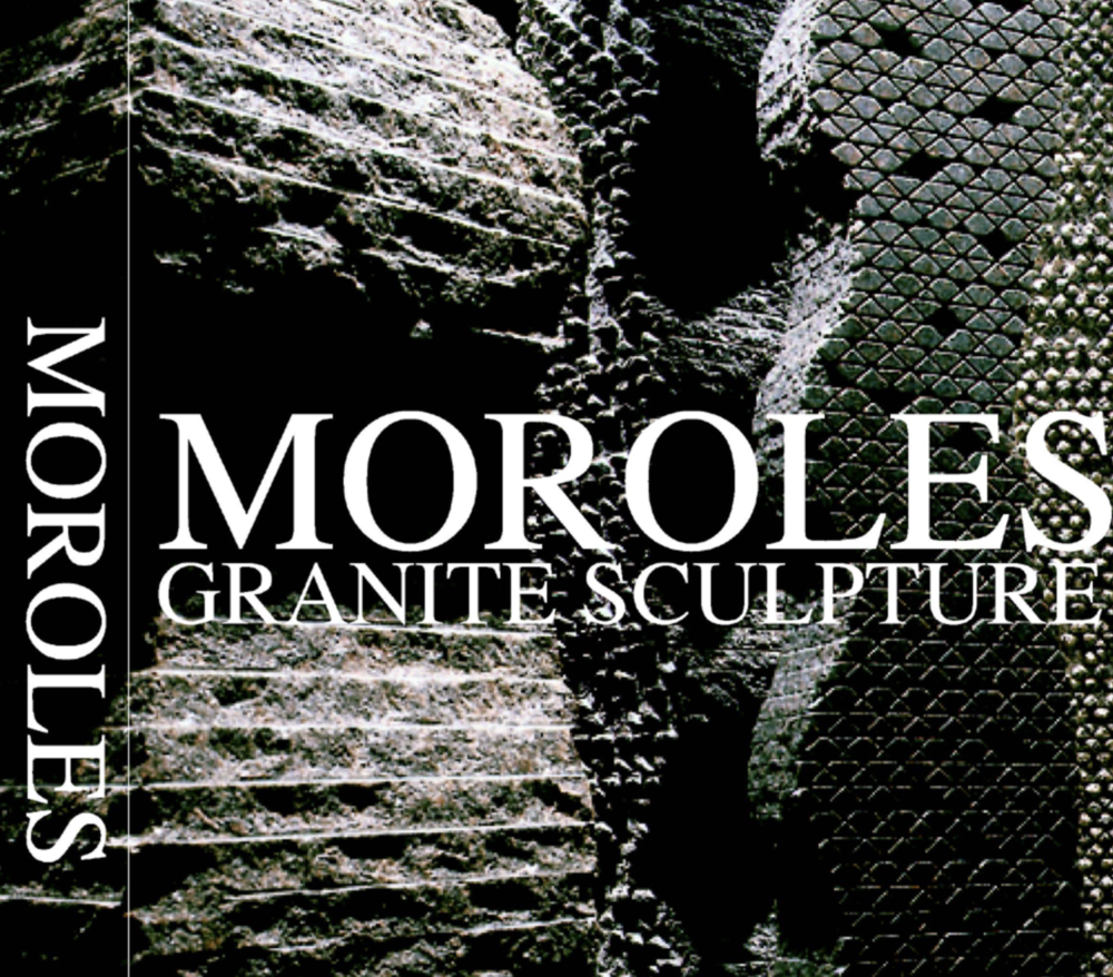 Jesus Moroles: Recent Works of Sculpture in Granite -