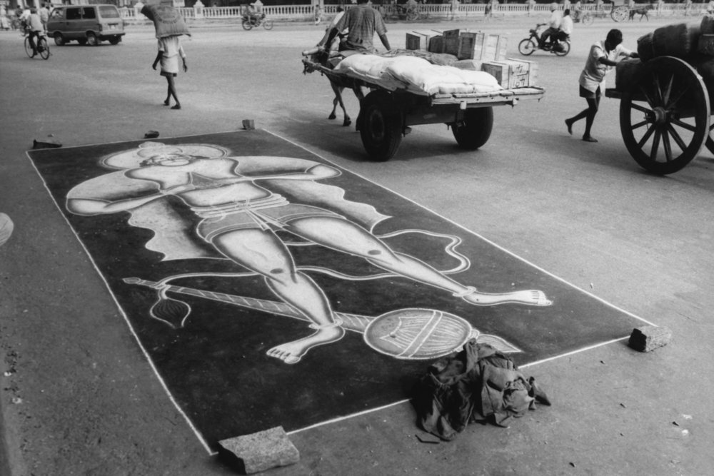 Sand or Rice Drawing on Street.jpg