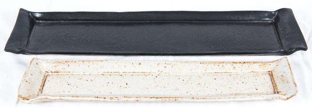 3. Birthe Flexner Ceramic Trays, from $110.00