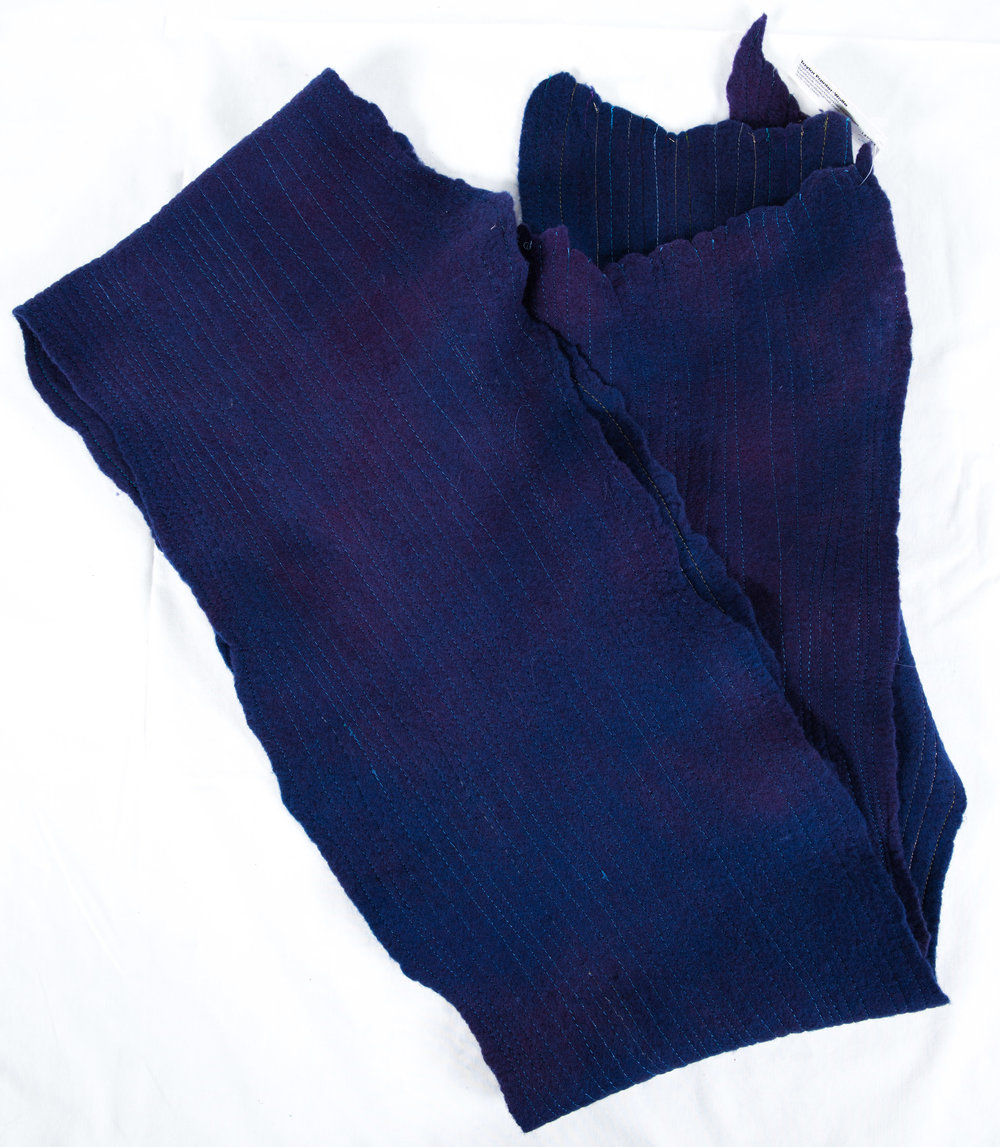 11. Taylor Painter-Wolfe Felted Scarf, $75.00