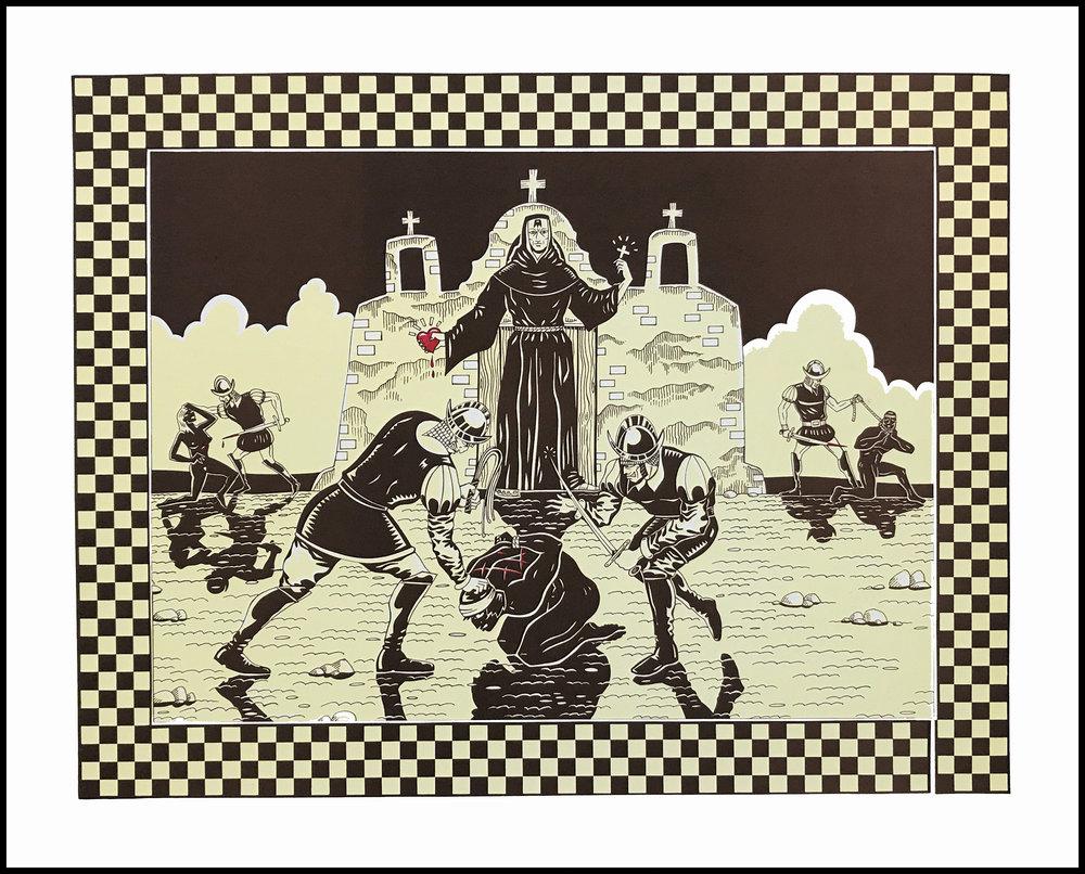 Romero Saints and Sinners.jpg
