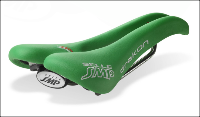 Made in Italy ALL COLORS! NEW Selle SMP DRAKON Bicycle Saddle