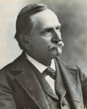 Julius Berndt (1832-1916)Architect and Builder of the Hermann Monument in  New Ulm, MN. - From the Collection of the Brown County      Historical Society, New Ulm, MN.
