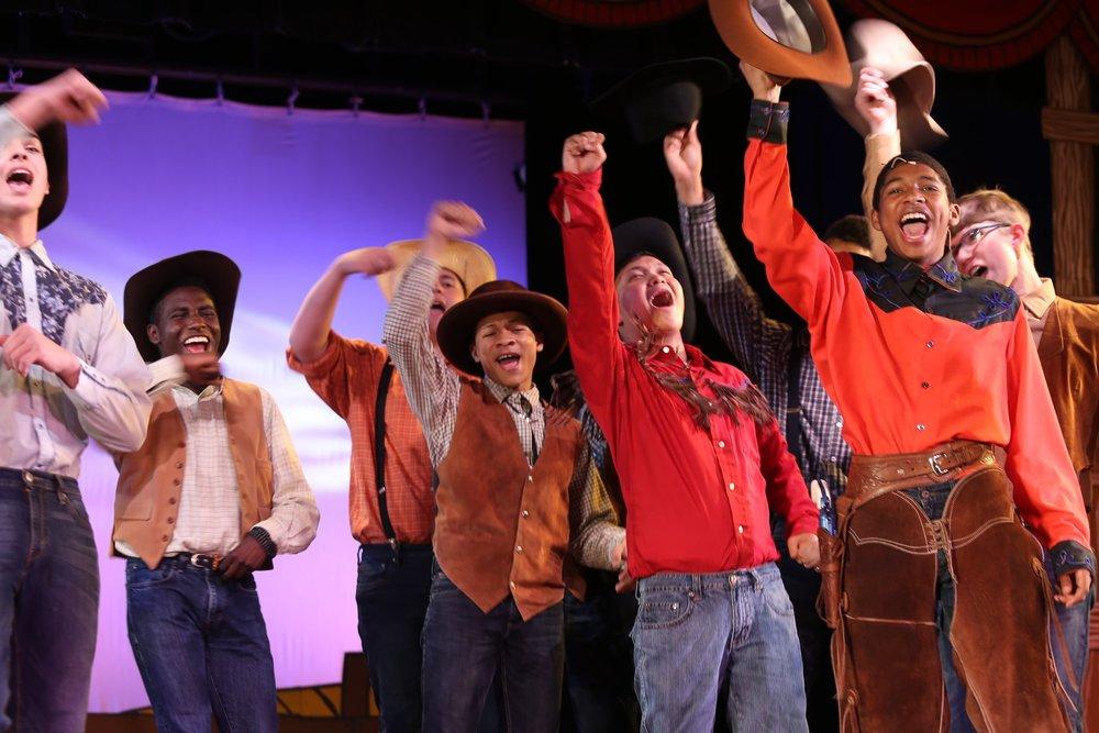 musical theatre -