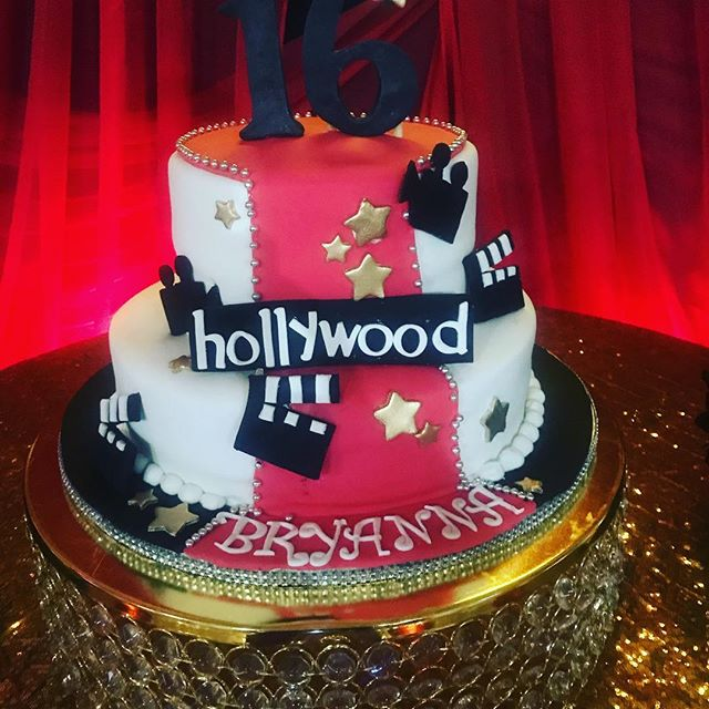 Hollywood here she comes!! R5 Bakery