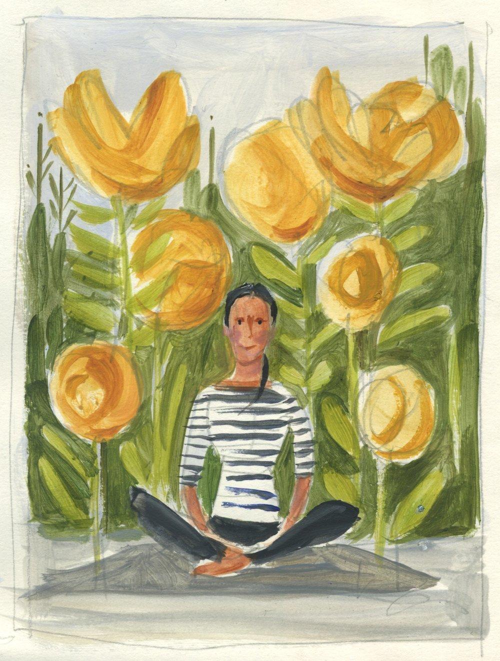 Yoga:Meditate Yellow Fall.jpeg