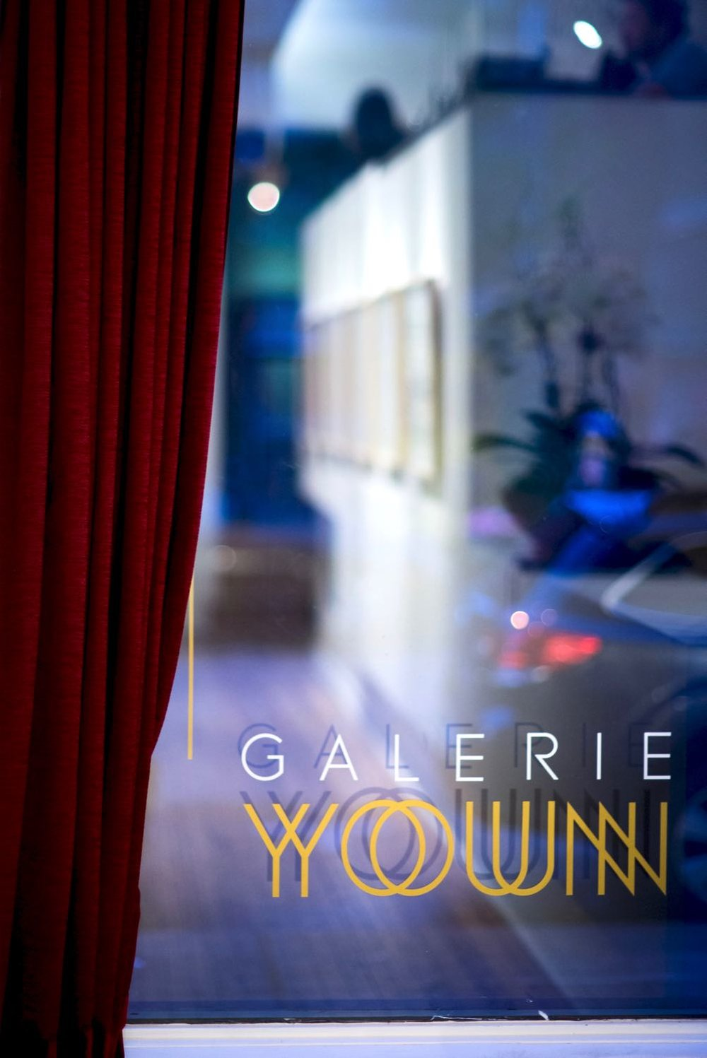 Galerie Youn (Vitrine)