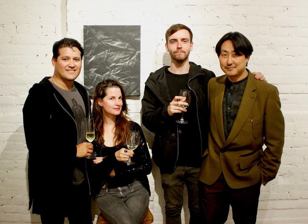 Hernan Cortez, Dana Dal Bo, Sean Mundy & Juno Youn