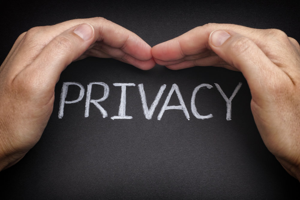 Protection of your personal information is important to us