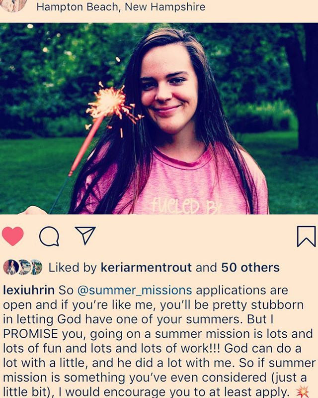 😃🙌Couldn't have said it better myself @lexiuhrin #hbsmalumni #asummerthatlasts #govember #crusummermission