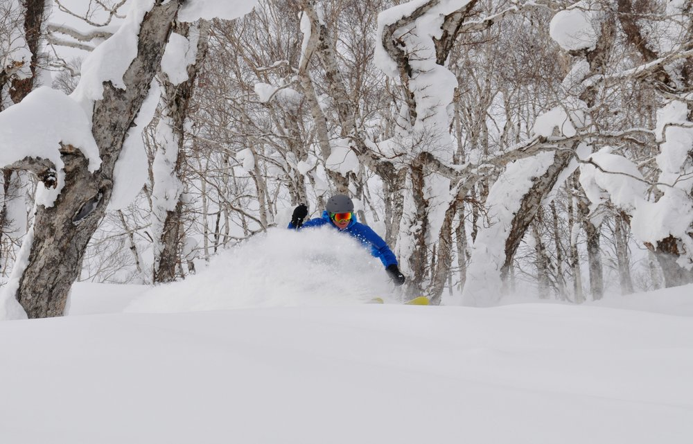 More JaPOW….just because he is loving it!