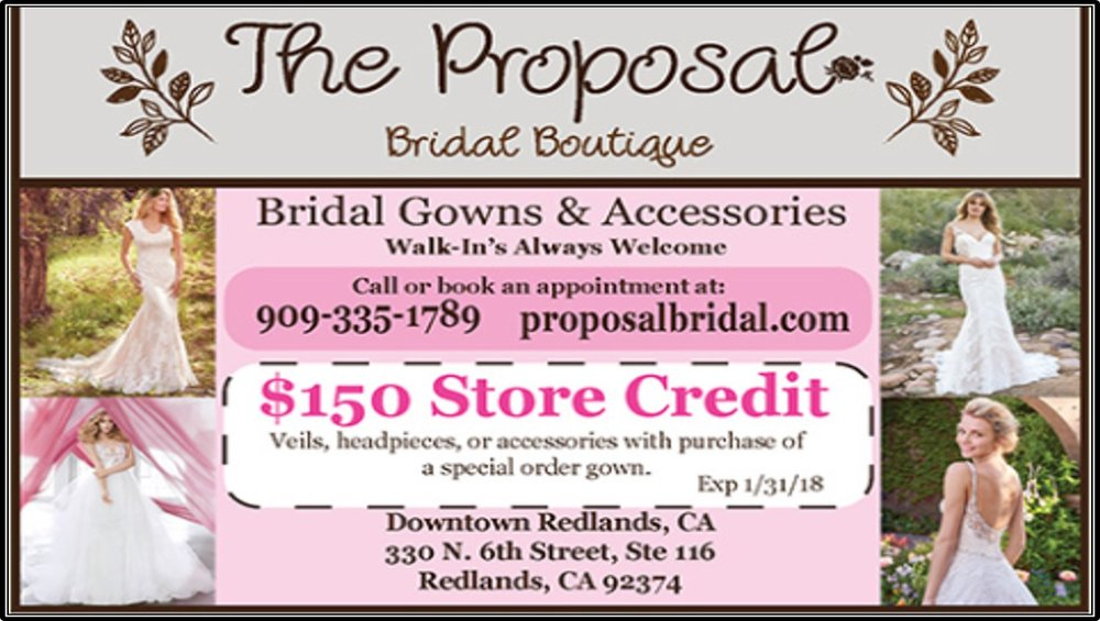 As seen in the Redlands/Yucaipa    Highland and Loma Linda Coupons Monthly -