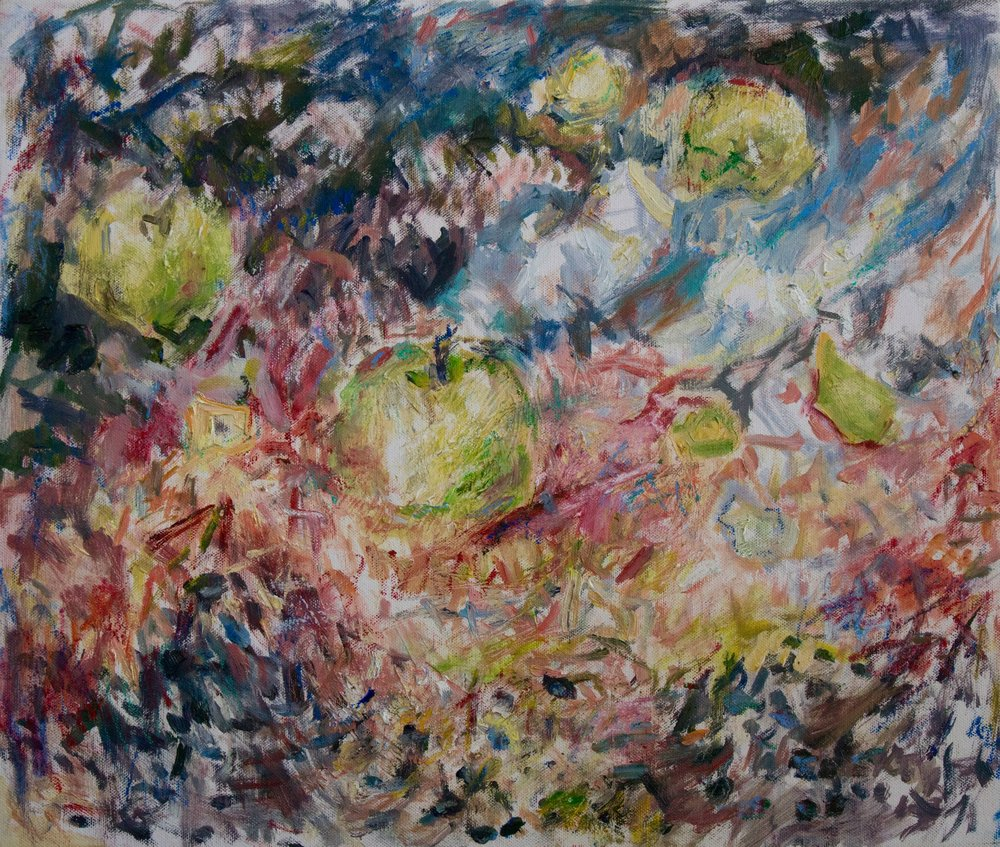 Still-Life with Apples II