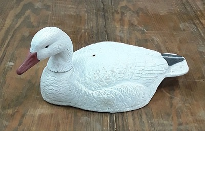 $85 a dozen   Heavy Hard Core Snow Goose Shells-no stakes  Rank: 8/10